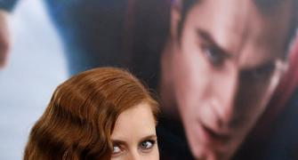 PIX: Amy Adams, Henry Cavill at Man Of Steel premiere