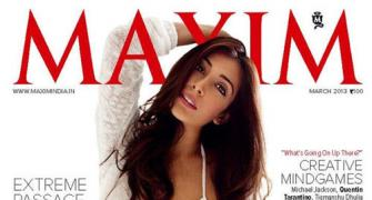 PIX: Bollywood's bikini-clad cover girls