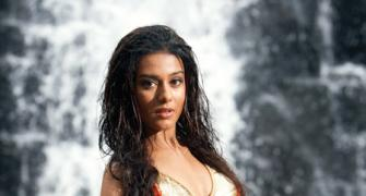 Amrita Rao: Every actress likes to look glamorous