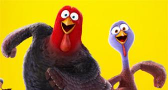 Review: Free Birds is mildly funny