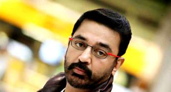 Kamal Haasan: Karnad's scripts both awe and inspire me