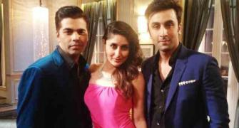 Are you ready for Koffee With Karan?
