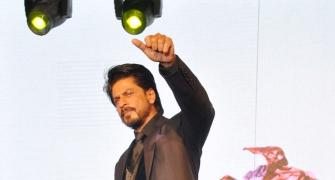Shah Rukh Khan: The MOST RUGGED Star