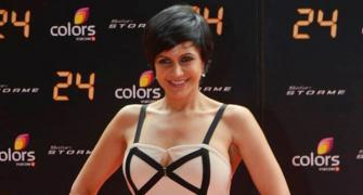 Birthday Special: Taking fashion lessons from Mandira Bedi