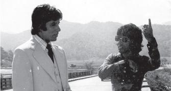 How Amitabh Bachchan became Don