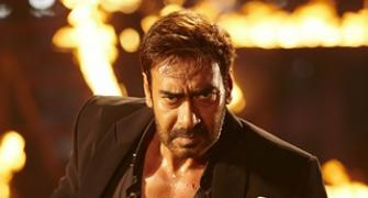 Jigar, Khakee, Singham: Ajay Devgn's Top 10 ACTION packed moments!