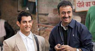 Rajkumar Hirani: I am really nervous with PK