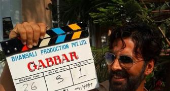 Akshay Kumar, Shruti Haasan start shooting for Gabbar