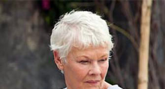 Judi Dench: I love being in Rajasthan
