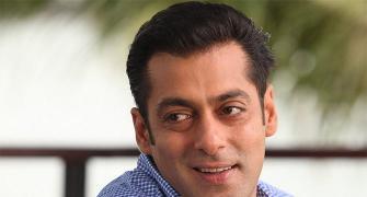 Salman Khan takes on Indiana Jones