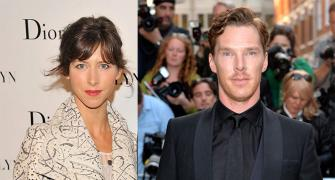Just who is Benedict Cumberbatch's fiancee?