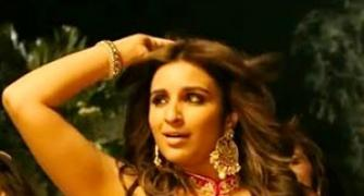 Parineeti: Ranveer is completely shameless!