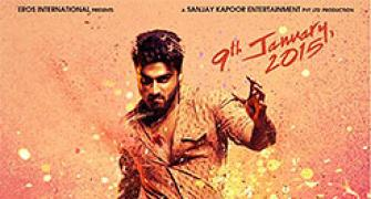 First look: Arjun Kapoor's Tevar