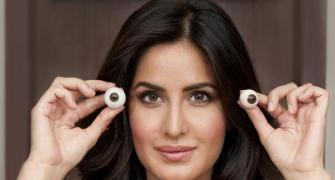PIX: Katrina Kaif's fitting sessions at Tussauds!