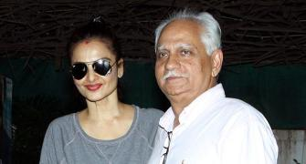 Sonali Cable screening: Is that Rekha in sweatpants?