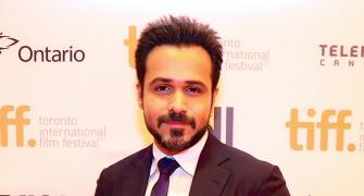 PIX: Emraan Hashmi, Danis Tanovic take Tigers to Toronto