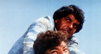 Sholay, through the eyes of Salim Khan