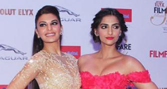 PIX: Jacqueline, Sonam mingle at Style awards