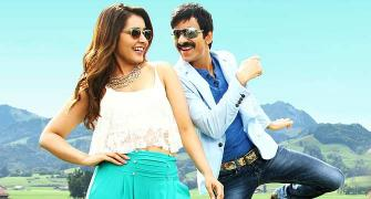 'You can never match up to Ravi Teja's energy'