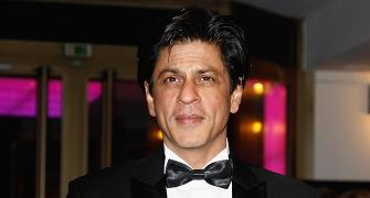'Shah Rukh Khan is the George Clooney of India'