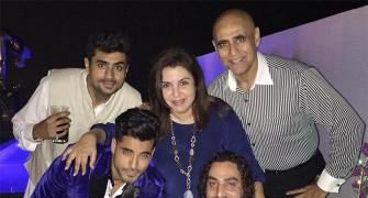 Farah, Gautam, Pritam: INSIDE the Bigg Boss 8 afterparty