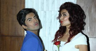 PIX: Karishma, Upen get together after Bigg Boss!