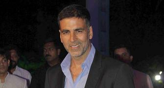 PIX: Akshay, Bachchans, Kapoors at Smita Thackeray's son's reception