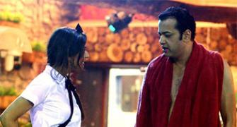Rahul Mahajan: Dimpy and I are not together anymore