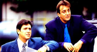 Quiz Time: What do Sanjay Dutt and Govinda call themselves in the film Jodi No 1?