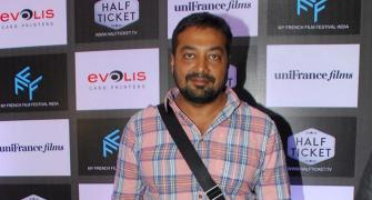 PIX: Anurag Kashyap, Tigmanshu Dhulia at French Film Festival