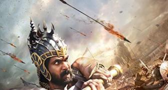 The real challenges of shooting Baahubali