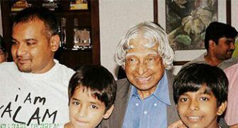 'Dr Kalam was a true superhero'