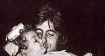 Father's Day Special: Bollywood stars with their daddies!
