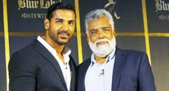 John Abraham: My father is a super dad