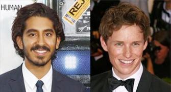 Dev Patel, Eddie Redmayne to join Academy of Motion Picture Arts