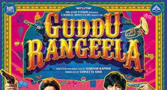 Chat@2.30: Catch the Guddu Rangeela stars, right here!