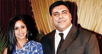 'As a wife, Ram Kapoor's kissing scene with Sakshi Tanwar shocked me'