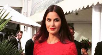 Cannes Day 2: Katrina Kaif is RED HOT on the red carpet