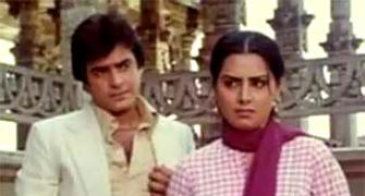 When Jeetendra and Neetu Singh played ghar-ghar!