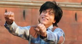 What happened when two SRK fangirls went to see his latest movie, Fan