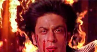 When Shah Rukh Khan died onscreen