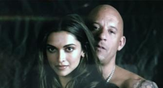 Vin Diesel shares Deepika's first look from xXx 3