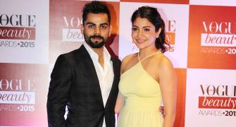 Kohli on his special moment with Anushka...