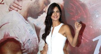 Katrina: Love is not easy!