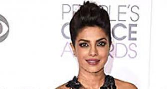 PIX: Priyanka Chopra wins at People's Choice Awards