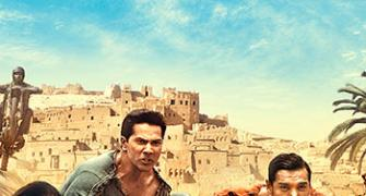 Trailer: Surprise surprise, Dishoom looks like fun