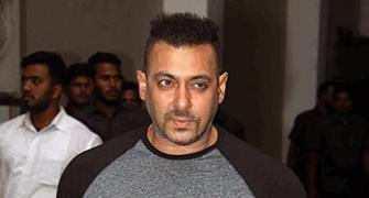 I should speak less now, jokes Salman amid rape comment row