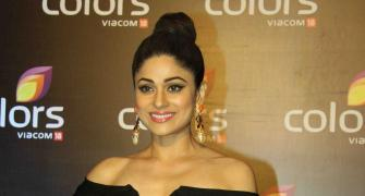 PIX: Anil Kapoor, Varun Dhawan, Shamita Shetty attend Colors Annual Party!