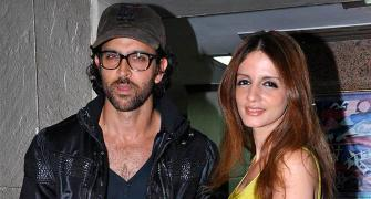 The women in Hrithik's life