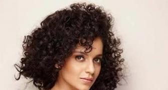 Kangana: I felt naked when the letters were exposed
